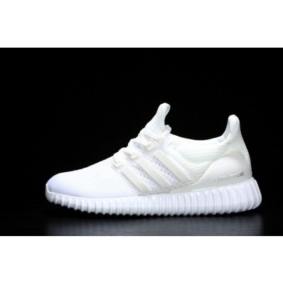 Adidas Boost chaussures blanche