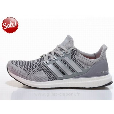 Adidas Boost france grise