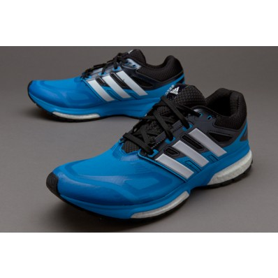 adidas baskets running response boost techfit homme