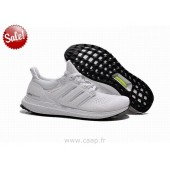 Adidas Boost pas cher blanche