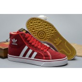 Adidas Nizza boutique rouge