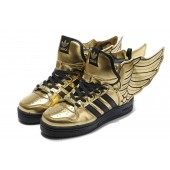adidas js wings 2.0 gold and black
