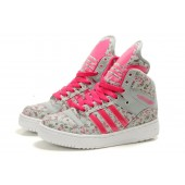 adidas m attitude monogram women's shoes pink