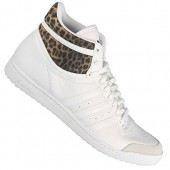 adidas top ten hi sleek weiß leo