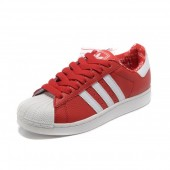 basket adidas superstar rouge pas cher