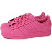 basket adidas superstar supercolor femme