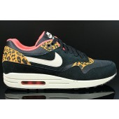 basket nike air max 1 leopard