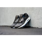 basket nike air max 1 noir safari pack deluxe