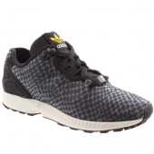 baskets adidas zx flux decon onyx noir or