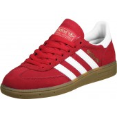 chaussures adidas spezial rouge