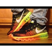 nike air max 2014 flyknit on feet