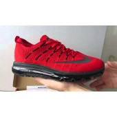 nike air max 2016 all red