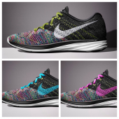 nike flyknit lunar 3 all colors