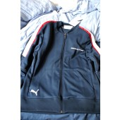 puma bmw sauber f1 team jacket