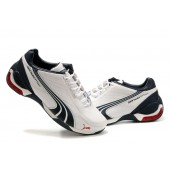 puma bmw sauber f1 team shoes white black