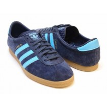 adidas london shoes blue