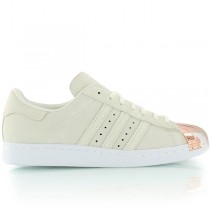 adidas superstar 80s metal blanche
