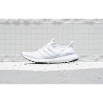 adidas ultra boost toute blanche