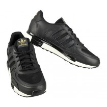 adidas zx 850 black leather