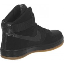 nike air force 1 airness mid w chaussures noir