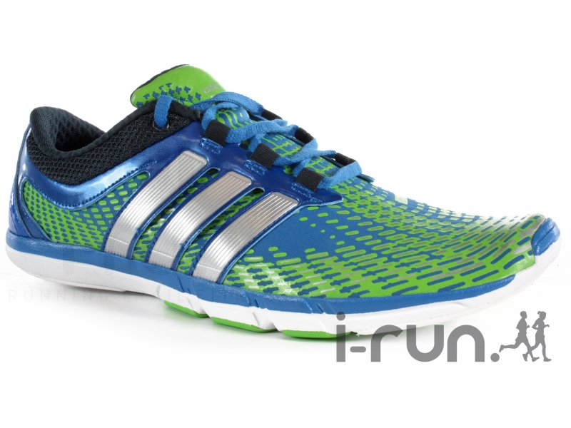 Adidas Adipure Gazelle chaussures, adidas Adipure Gazelle 2 M pas cher - Chaussures homme running Route en promo