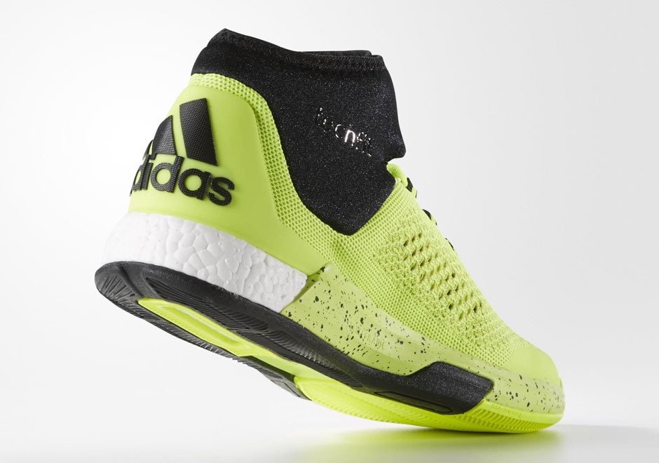 Adidas Boost baskets, Crazylight Boost 2015 Bright Cyan H S85577 adidas boost basket