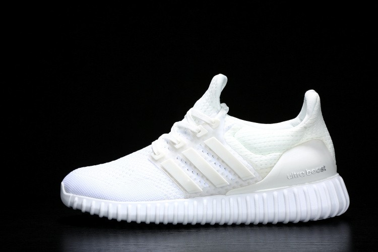 Adidas Boost chaussures blanche, adidas boost blanche