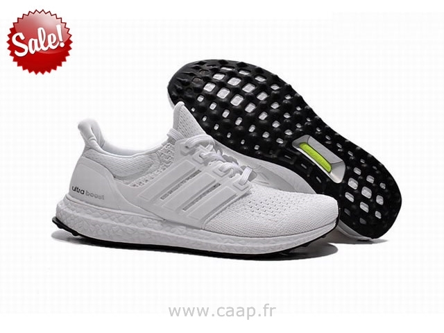 Adidas Boost pas cher blanche, Adidas Ultra Boost Pas Cher