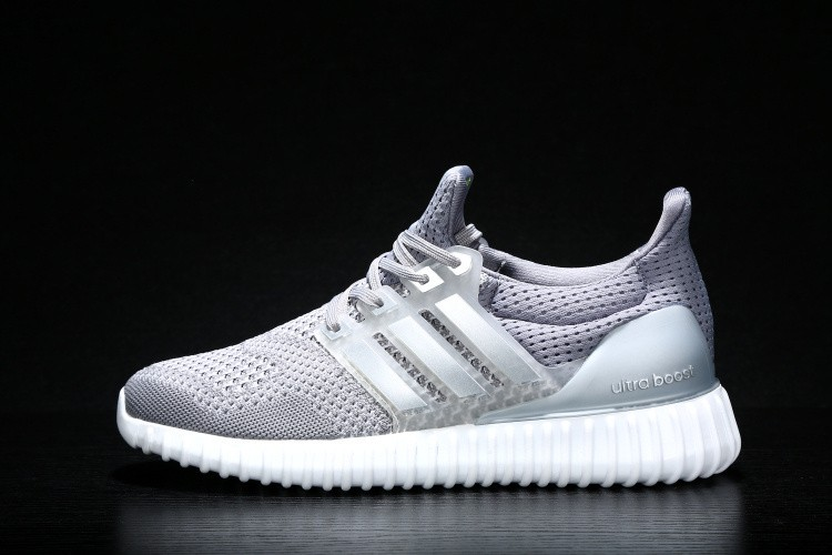 Adidas Ultra Boost chaussures grise,