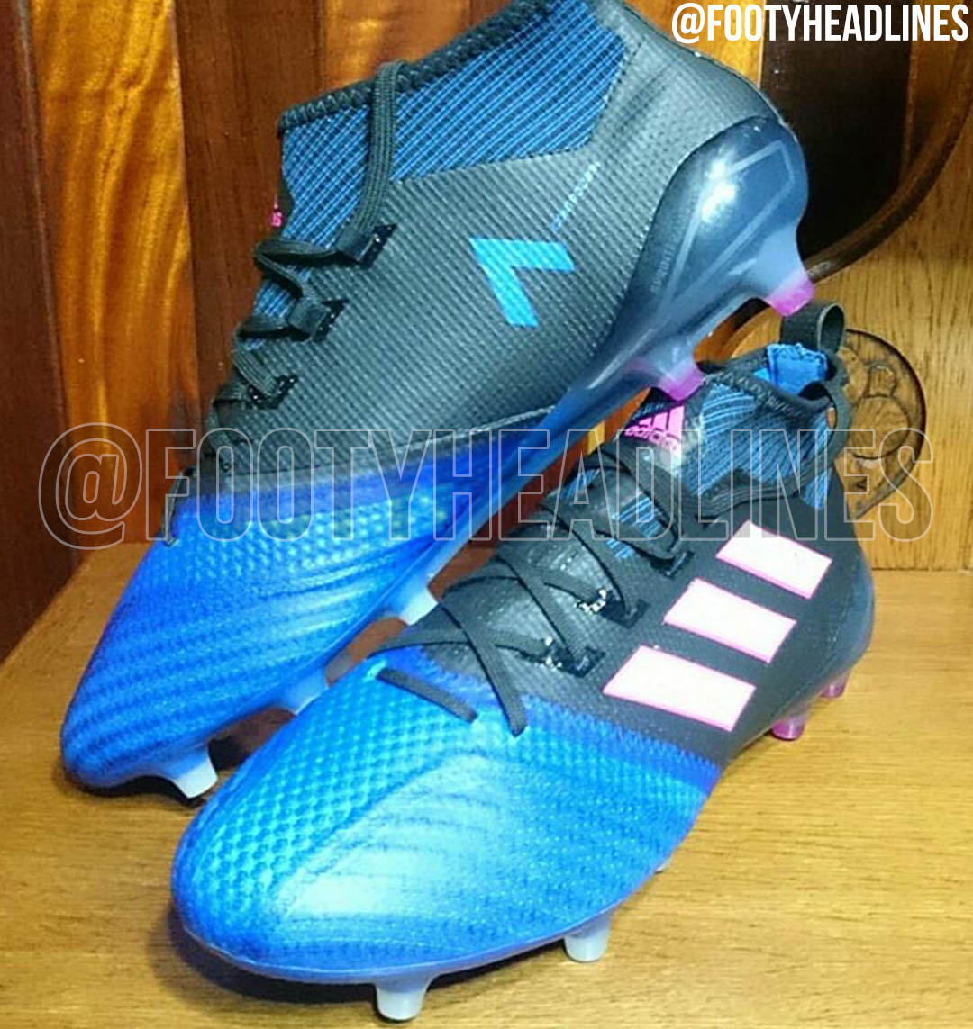 adidas ace 2017, Adidas Ace 17.1 - Blue / White / Pink