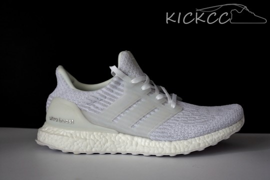"adidas boost 2017 results, ULTRA BOOST 3.0 ""TRIPLE WHITE"" ..."