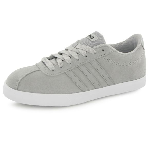 adidas neo grise homme, Adidas Neo - Courtset gris, baskets mode femme