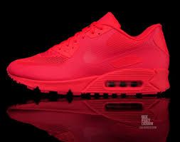 nike air max rouge fluo, nike air max 90 hyperfuse rouge fluo femme