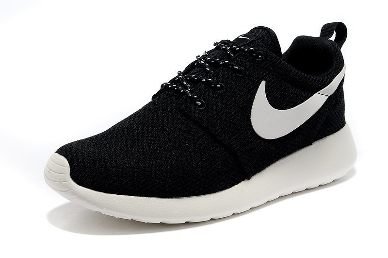 nike roshe run chaussures noir et blanc, XI9130 En Ligne Nike Roshe Run Noir/Blanc/Rose - Couleur | Genre : Homme Chaussures | Taille ...